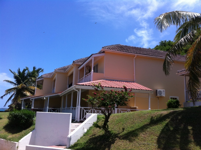 Trafalgar Beach Villas Antigua